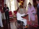 Congrats from the Queen Beatrix