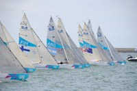 London 2012 Sailing Regatta