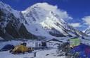 base camp, 4950m
