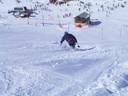 Montgenèvre, slalom training, 2006
