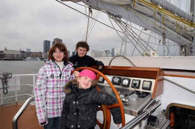 Op de Eendracht, Rotterdam, jan. 2010